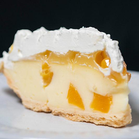 Peach-Bavarian-Cream-Pie